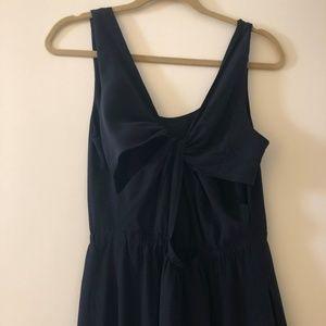 Madewell Broadway & Broome - Silk Maxi Dress
